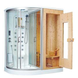 phòng xông hơi khô ướt kết hợp 4