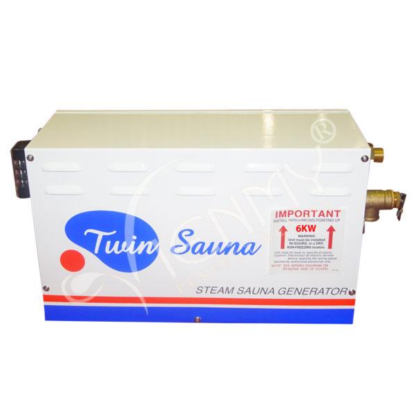 máy xông hơi Twin Sauna 6kw vỏ tĩnh điện 1
