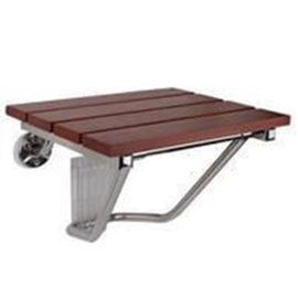 ghế xếp phòng xông hơi ướt loại gỗ