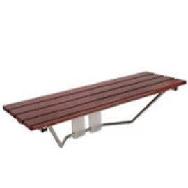 ghế xếp phòng xông hơi ướt loại gỗ 3
