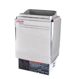 máy xông hơi khô amazon vỏ inox