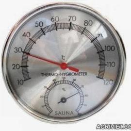 nhiệt kế ẩm kế inox