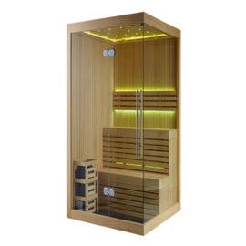 phòng xông hơi khô sauna SNR-040D